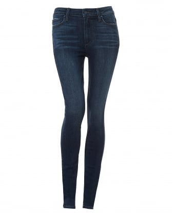 Womens Percy Hoxton Jeans, Ultra Skinny Denim