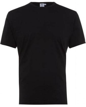 Plain Black Classic Fit T-Shirt