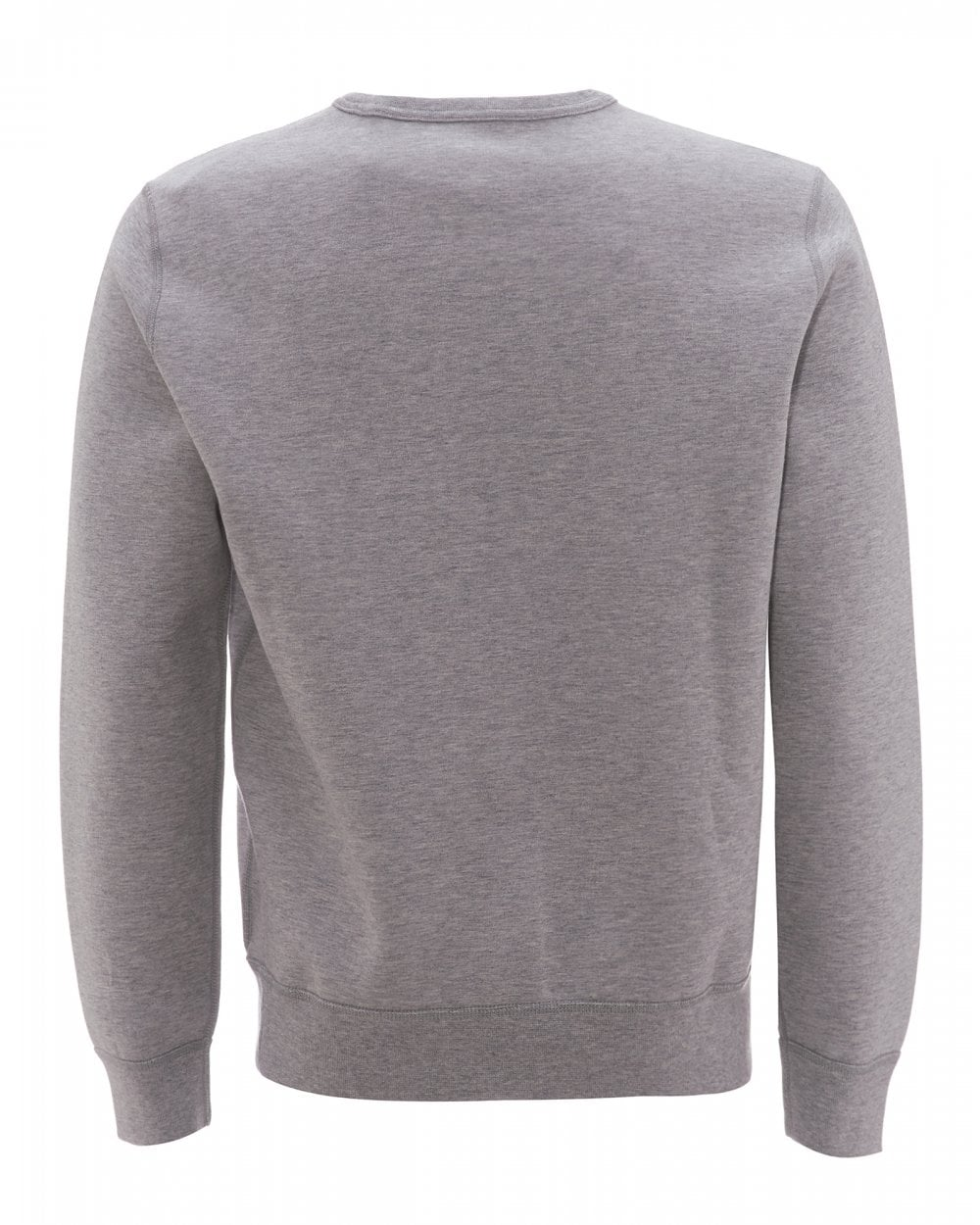 Polo Ralph Lauren Mens Big Pony Sweatshirt, Grey Sweat