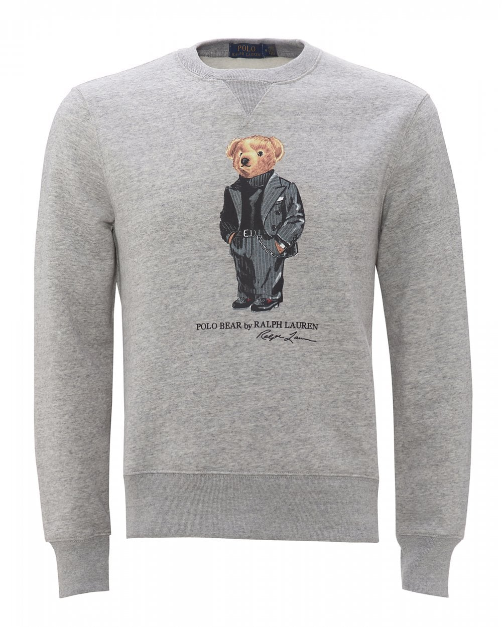 Polo Ralph Lauren Fleece Bear Sweatshirt | Dillard's