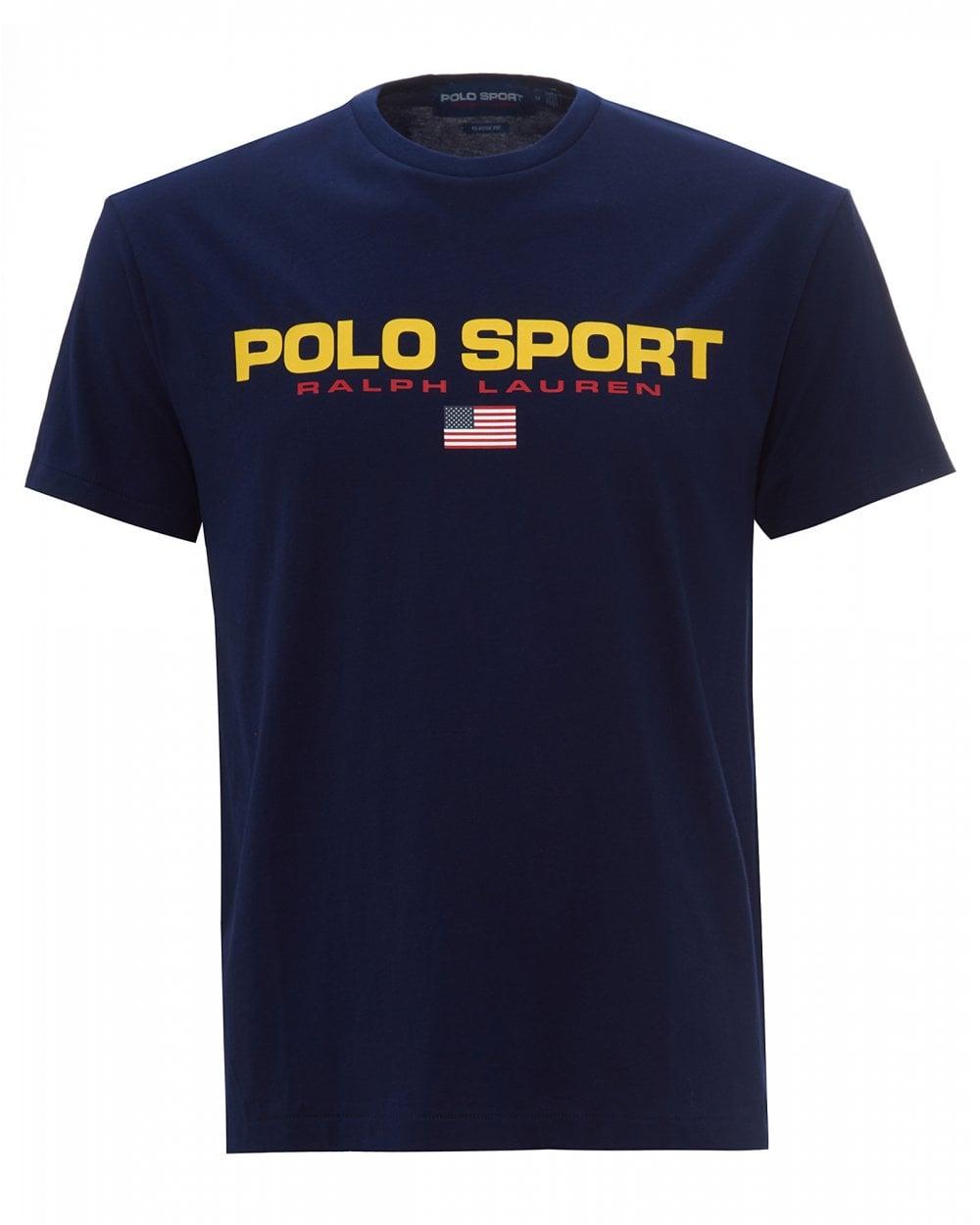 Ralph Lauren Mens Polo Sport T-Shirt, Cruise
