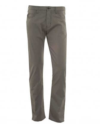Mens J45 Jeans, Regular Tapered Grey Denim