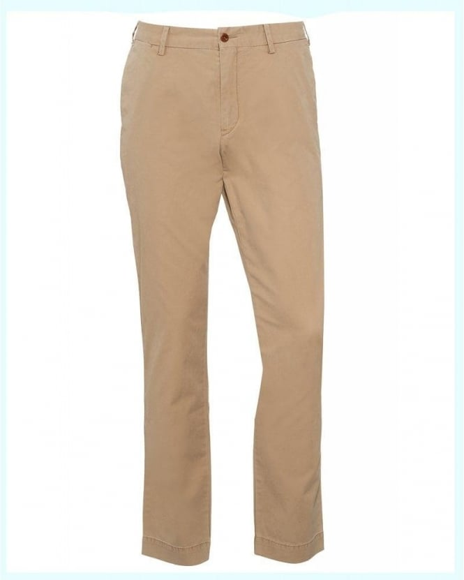 Women's Ralph Lauren Beige Chino Slim Fit Trouser