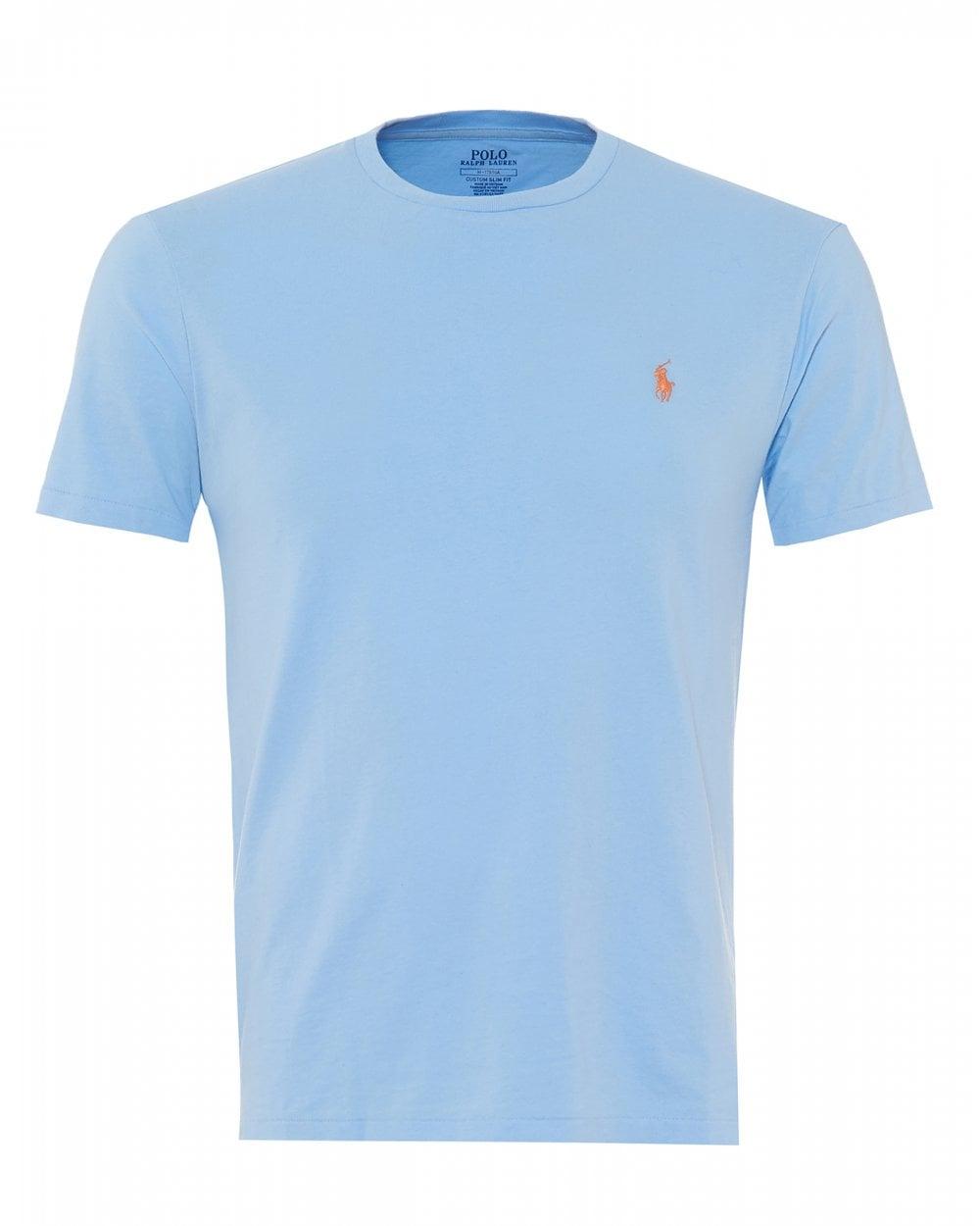 72f6e6d9a0410 Ralph Lauren Mens Basic Logo T-Shirt