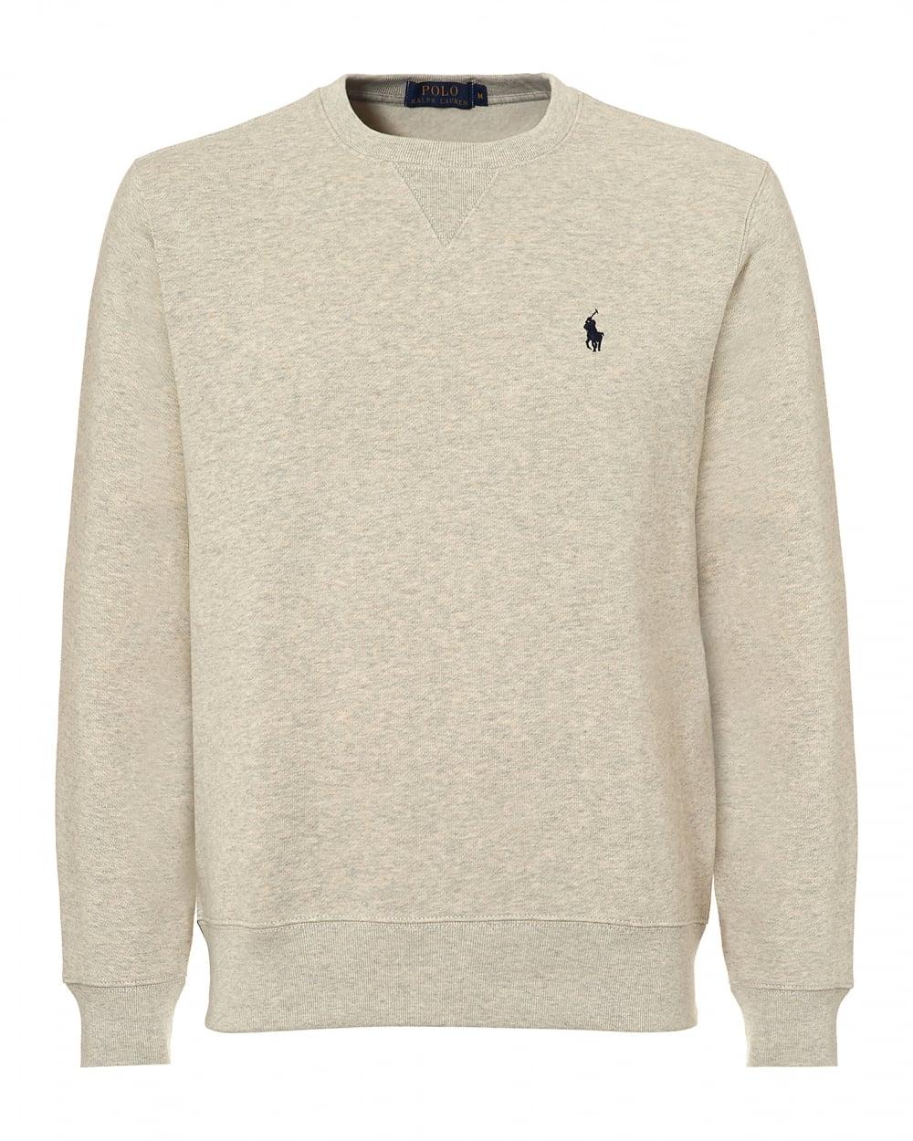 Ralph Lauren Mens Crew Neck Sweatshirt c34dbcae16b5