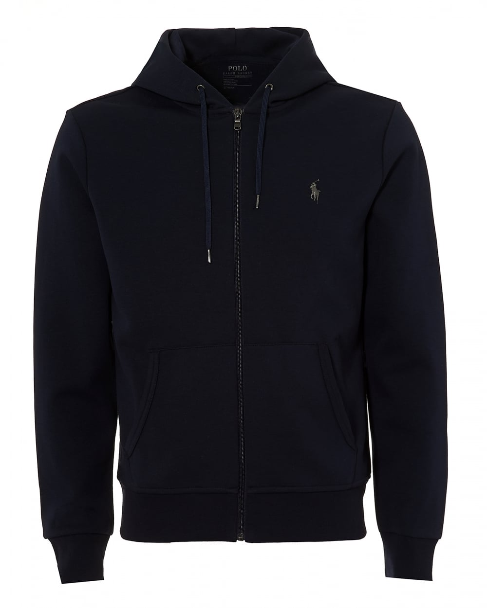 Ralph Lauren Mens Hooded Navy Blue Sweatshirt 43b9279118f