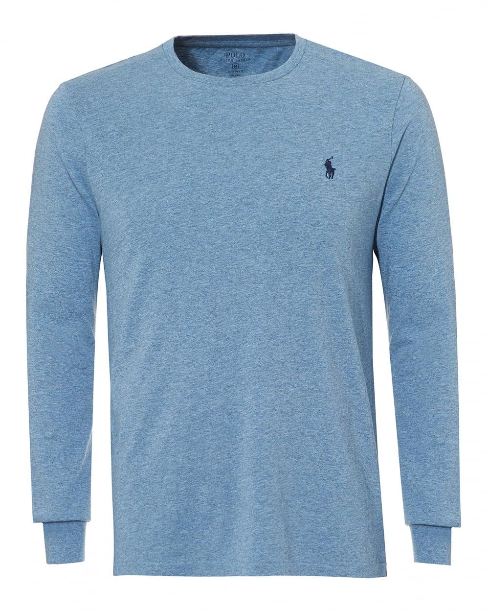 Ralph Lauren Mens Long Sleeved T-Shirt 58fe70321e9