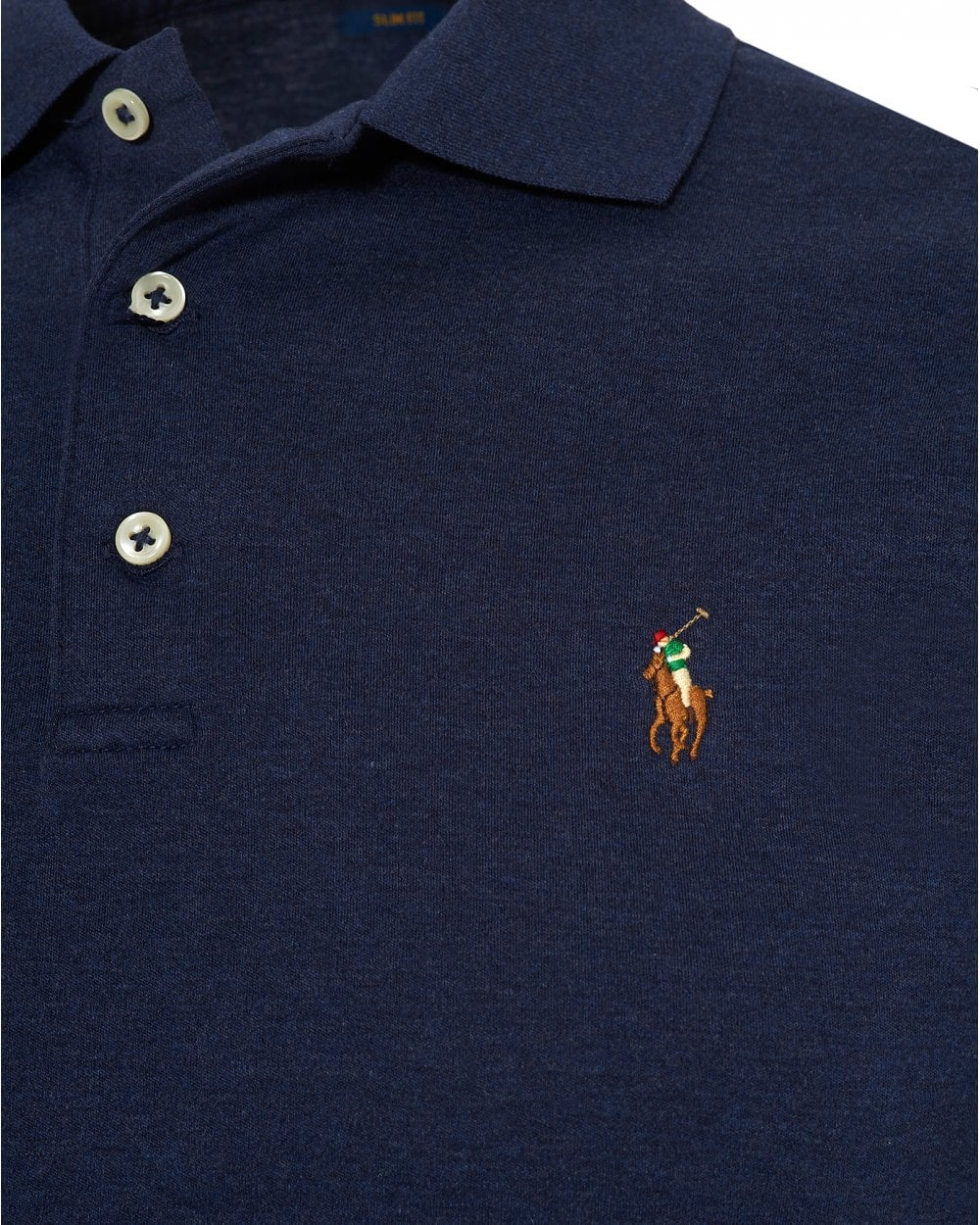 b4d85117a245 Ralph Lauren Pima Polo Shirt