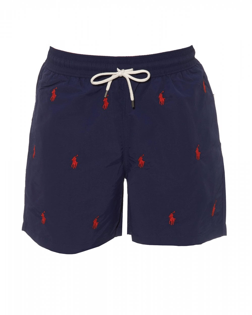 7337b110eb6ee Mens Pony Swimshorts, Newport Navy Traveler Swimming Trunks