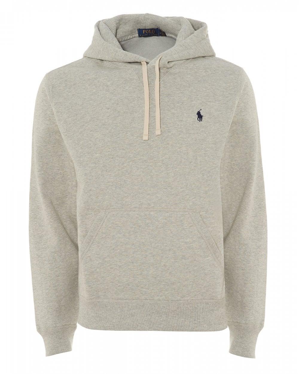 pretty nice c50e7 06323 Mens Side Pocket Hoodie, Lt Sport Heather Grey Sweatshirt