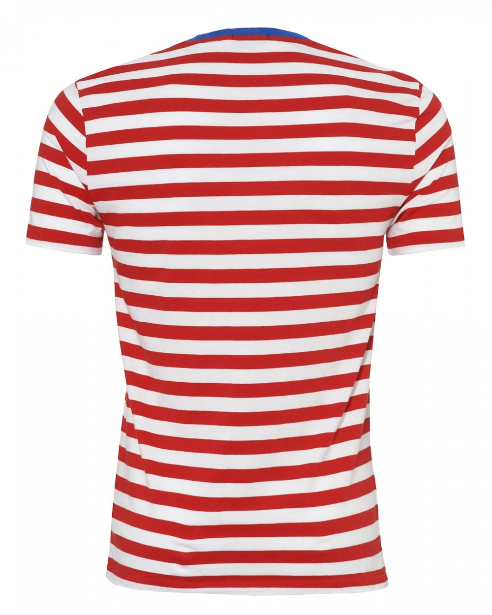 Striped Tee T Red Mens ShirtCruise White 5L3RcAj4qS
