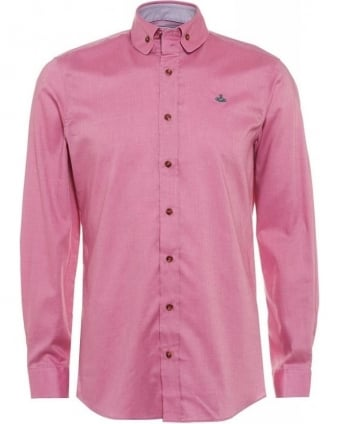 Shirt Pink Oxford Shirt