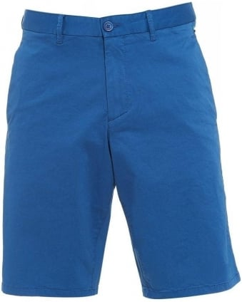 Shorts 'Liem1-W' Blue Trim Pocket Short