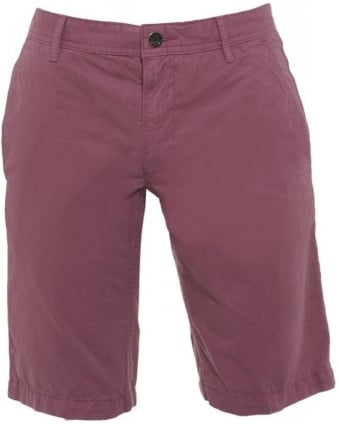 Shorts, Pink Regular Fit 'Schwinn 3 Shorts-D' Cargo Shorts
