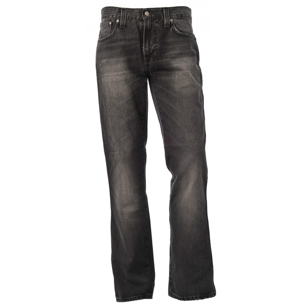 Black Denim Jeans - Jeans Am