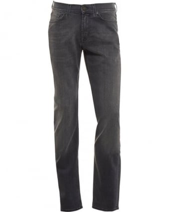 Slimmy Luxe Performance Grey Stretch Jeans