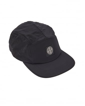Mens Hat, Black Badge Cap