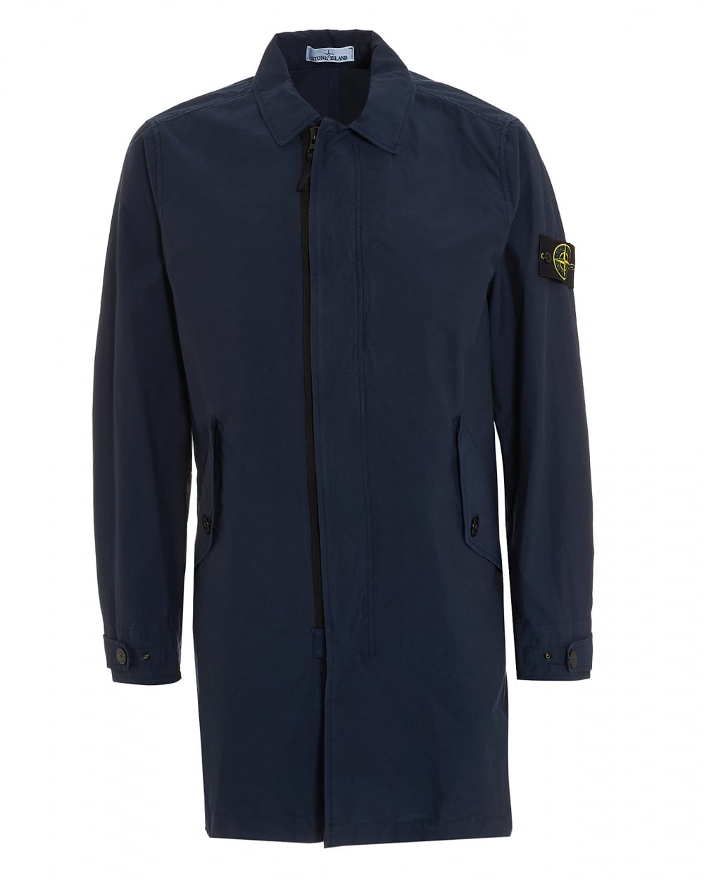 Stone Island Coat Size Fit