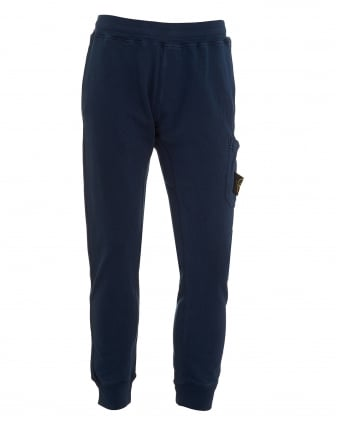 Mens T.CO+OLD Track Pant, Blue Marine Slim Fit Joggers