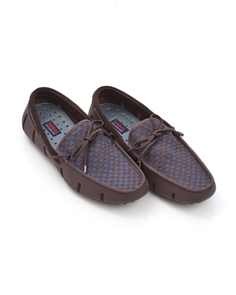 Lace Loafer Woven, Mens Mocassins Swims