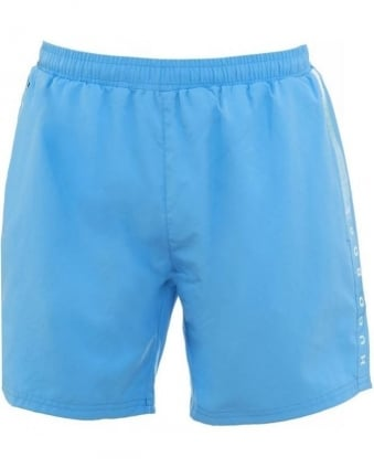 Swimwear, Sky Logo 'Seabream' Swim Shorts