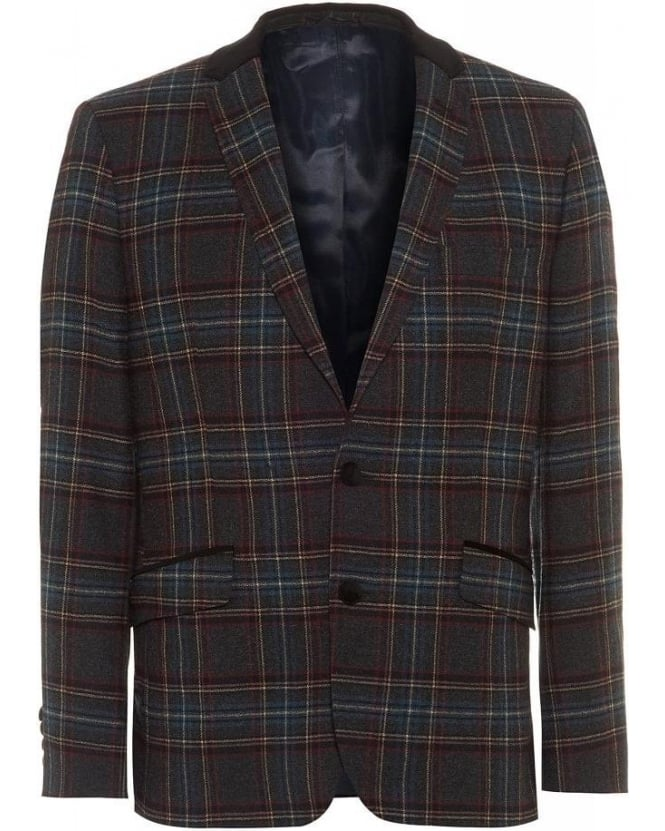 Holland Esquire Tartan Trend TC Jacket