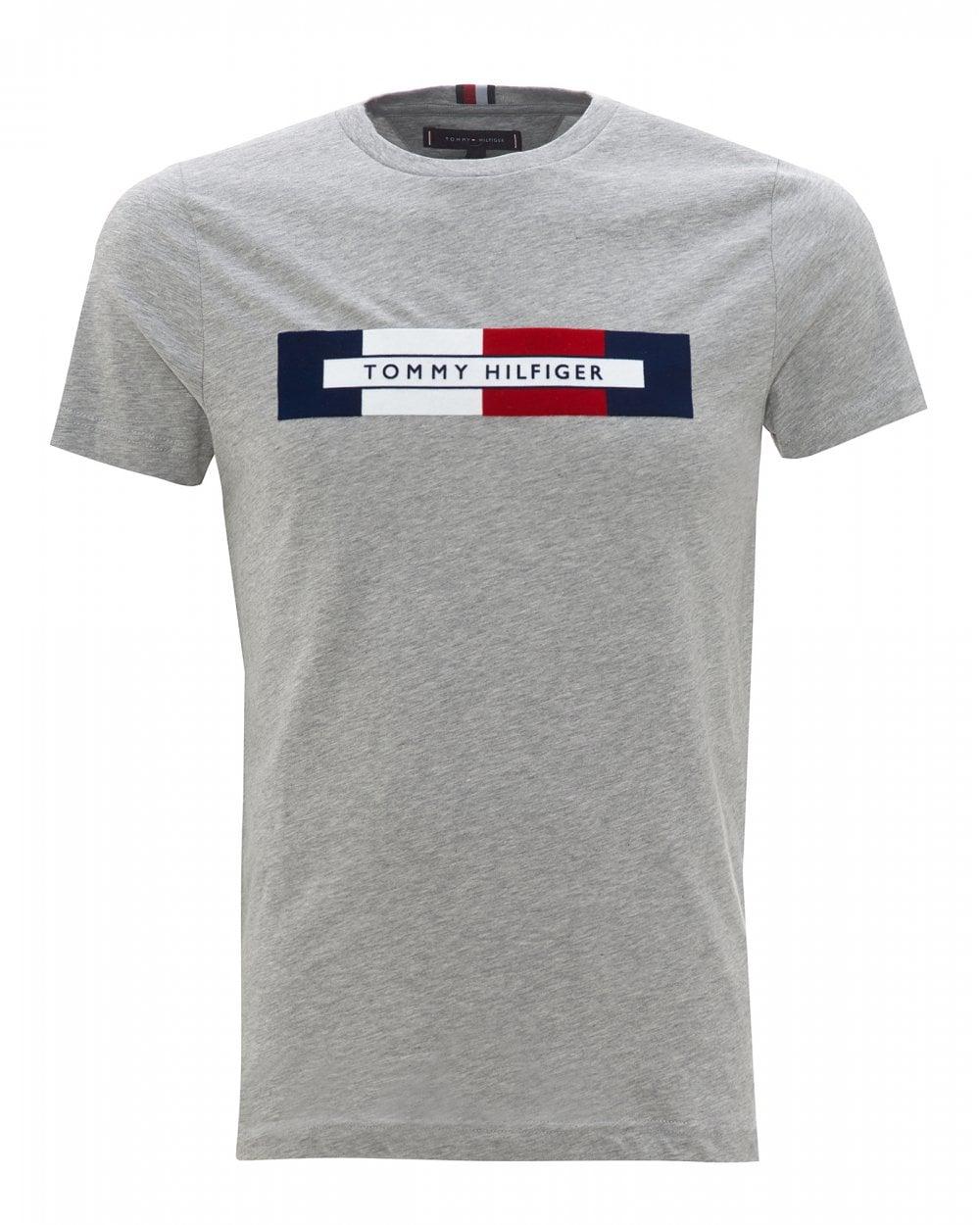 Tommy Hilfiger Men's Tommy Logo T Shirt