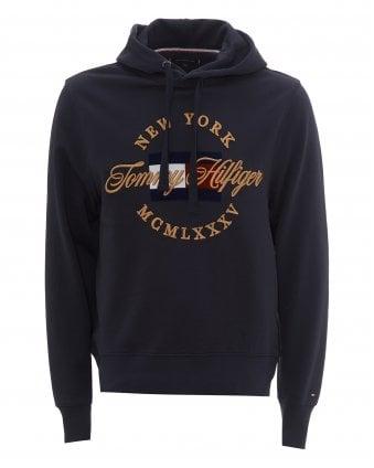 684a0f0d8 Mens New York Script Hoodie