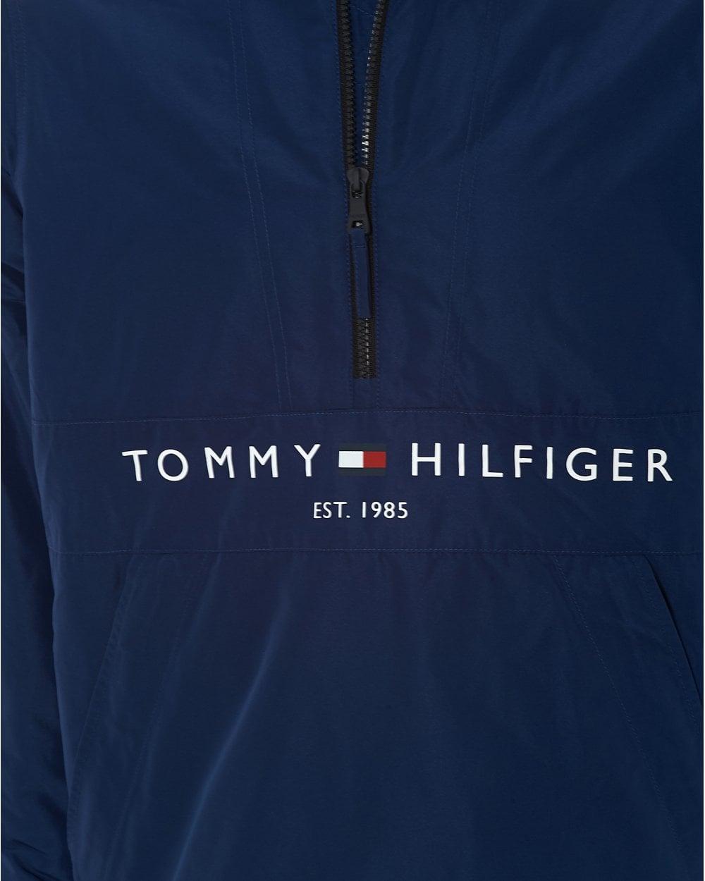 Tommy Hilfiger Mens Padded Logo Anorak 982e00bfc