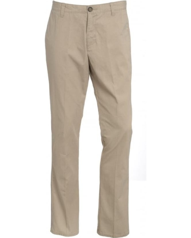 Original Penguin Trousers Beige Chino Margate Trouser