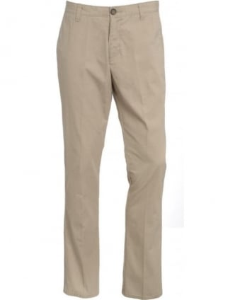 Trousers Beige Chino Margate Trouser