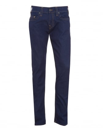 Mens Rocco Skinny Fit Dry Rinse Jean