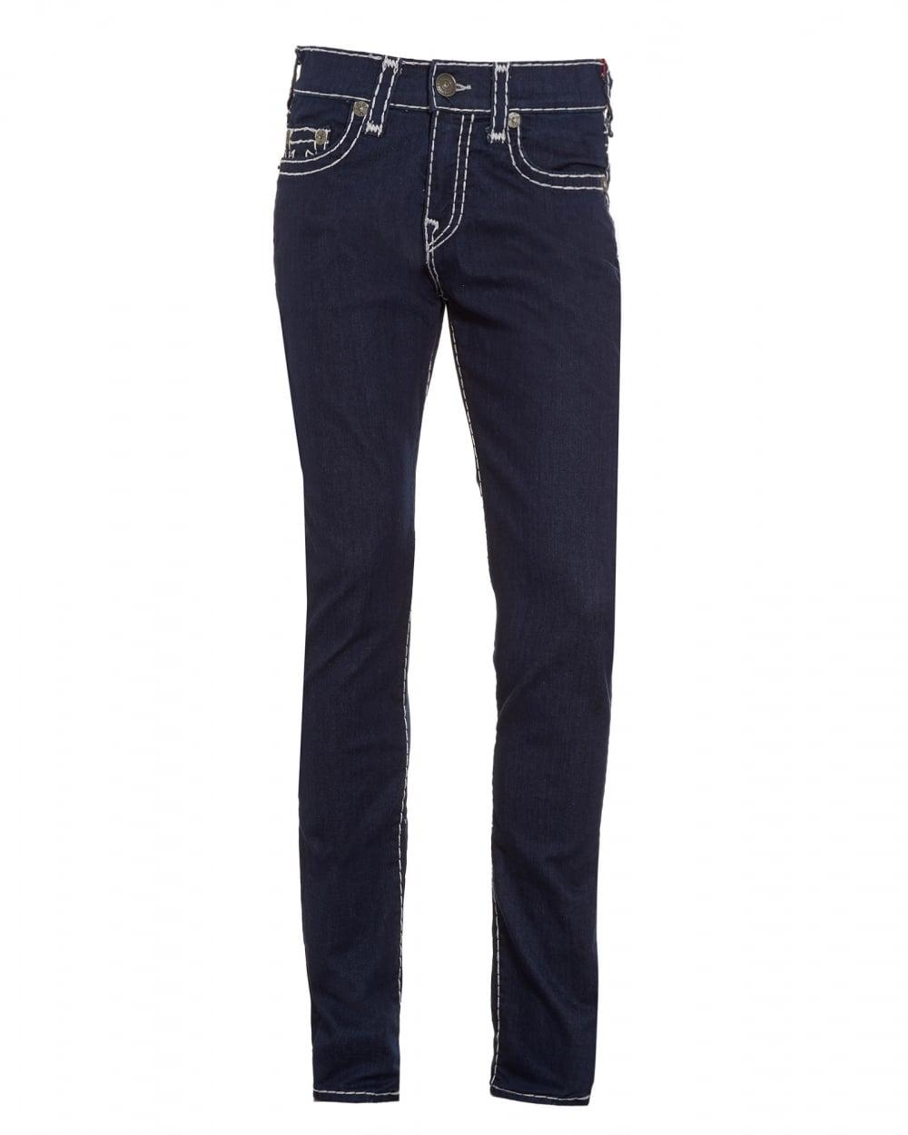 Mens Rocco Super Slim Jeans True Religion N8KTC