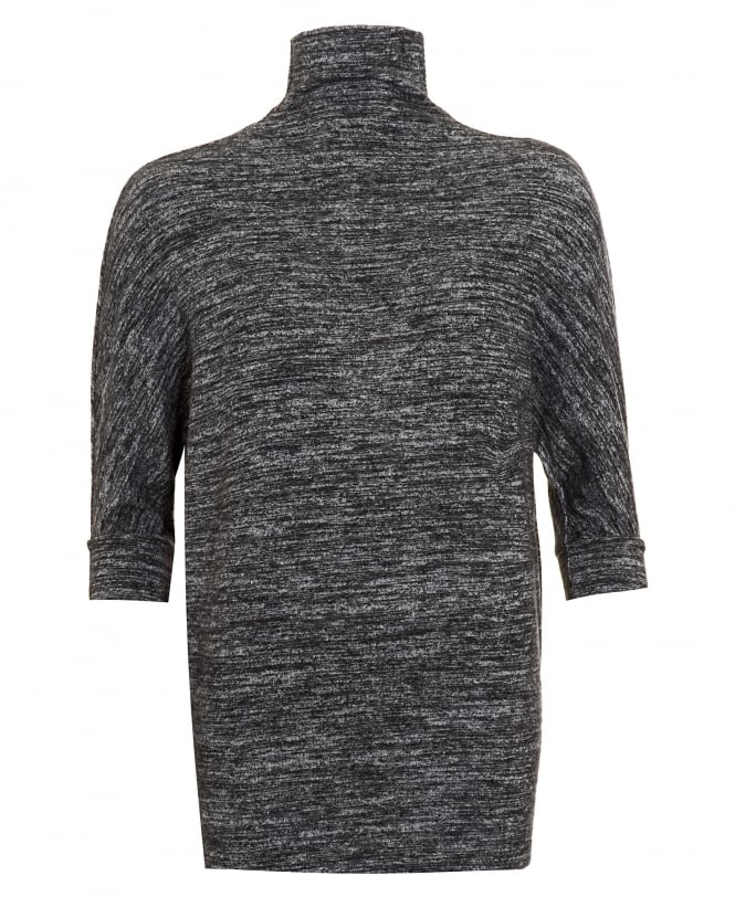 Velvet by Graham & Spencer Womens Eada Jumper, Funnel Neck Knitwear