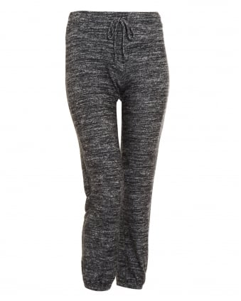 Womens Galenia Marl Grey Sweatpants