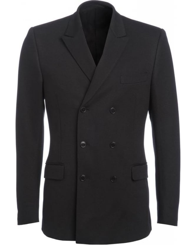 Versace Collection Black Blazer, Tailored Jacket