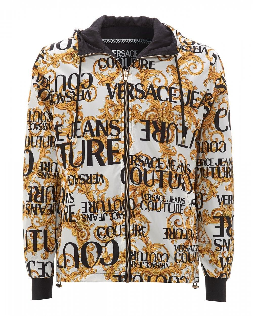 6577db9993 Mens Reversible Baroque Logo Jacket