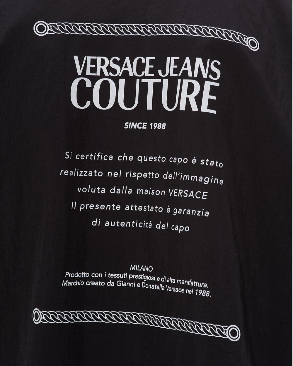 7d65f45ac2 Mens Reversible Baroque Logo Jacket