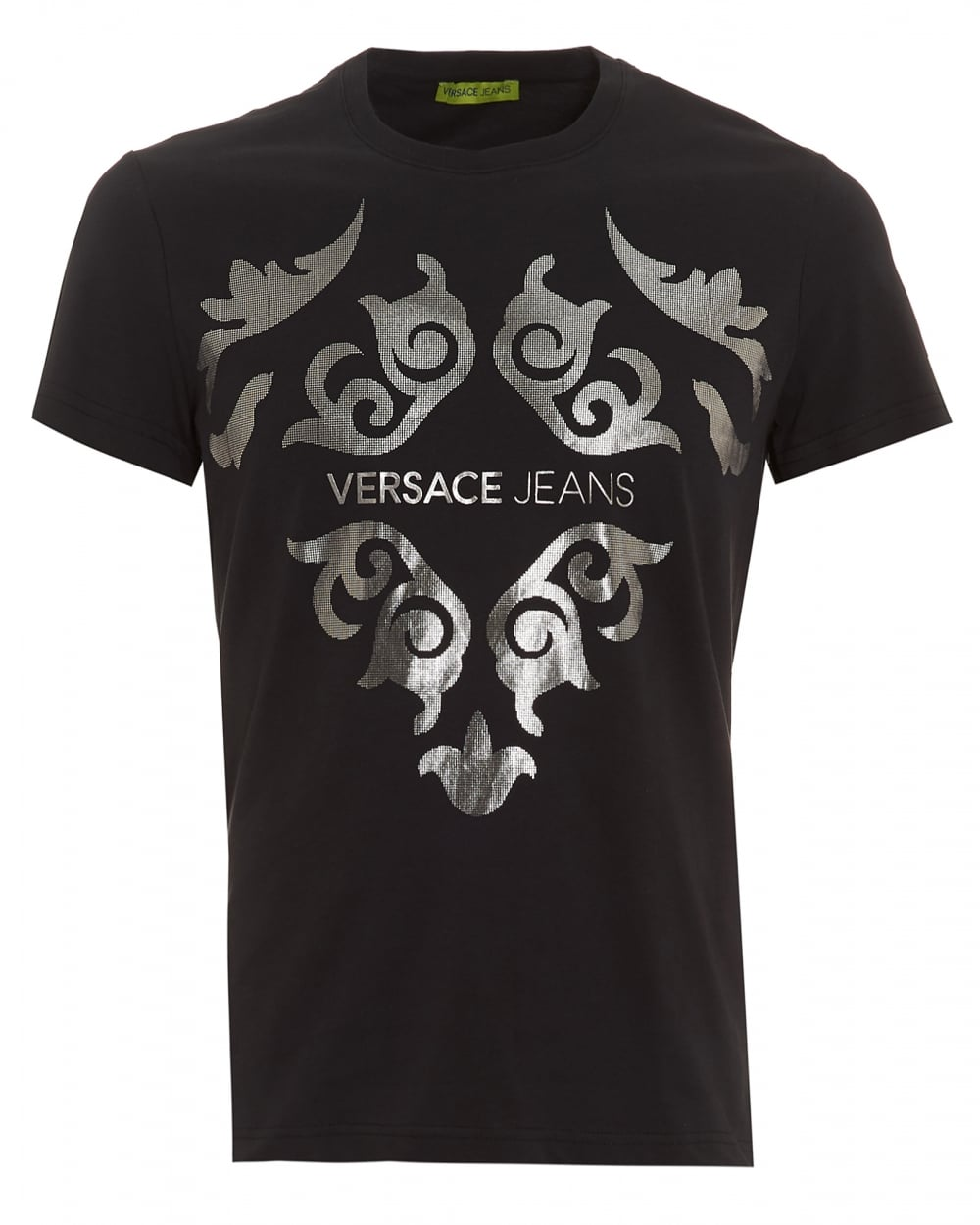 Men's T-shirts Keep casual in luxurious cotton T-shirts for men. Slip on a short sleeve slim and regular fit fashion T-shirt or polo shirt with classic Medusa and modern bold print details crafted in comfortable and breathable fabrics.
