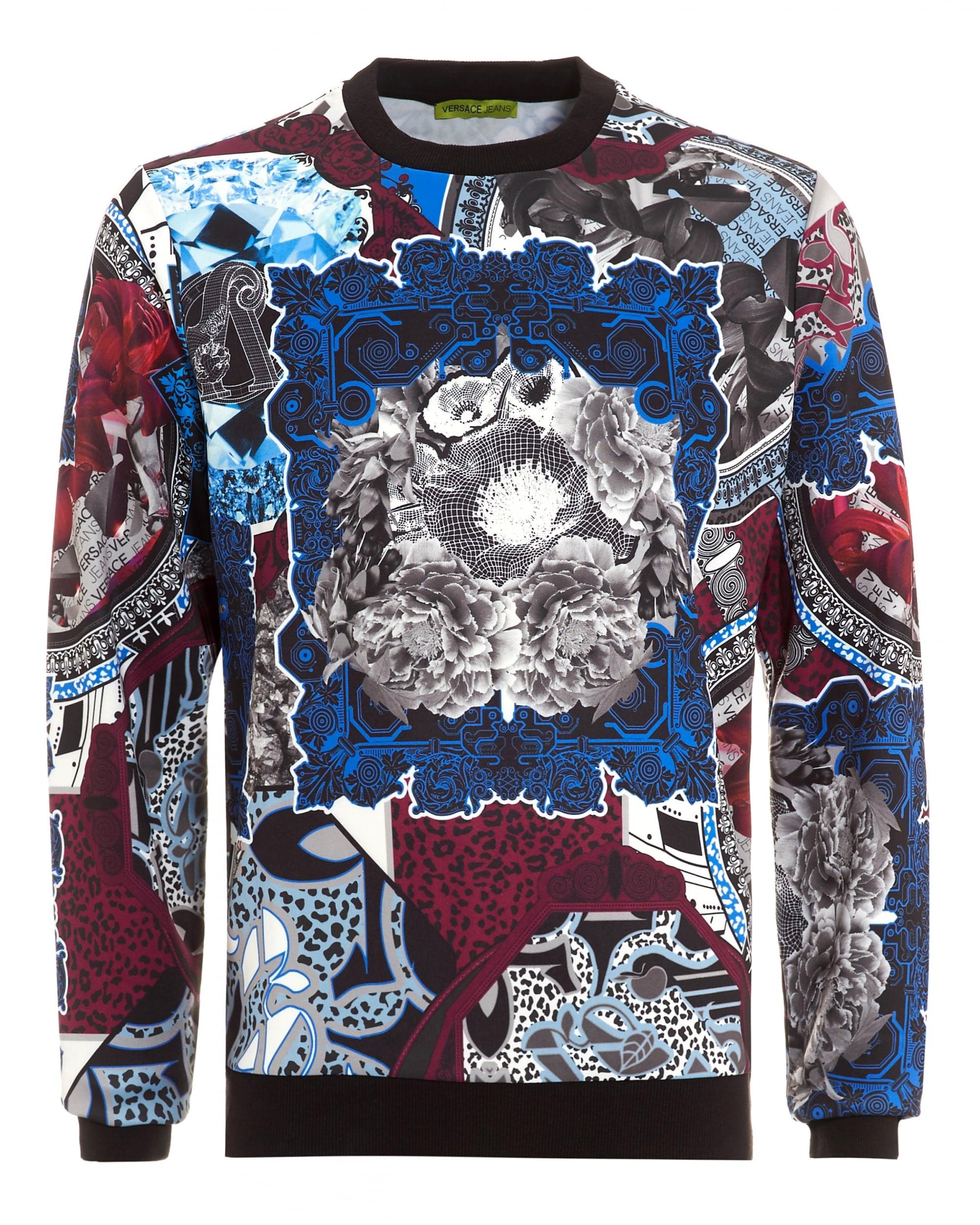 mens versace sweatshirt