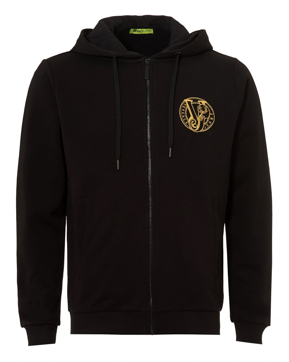 black versace sweatshirt