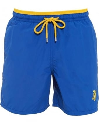 Blue 'Moka' Swim Shorts