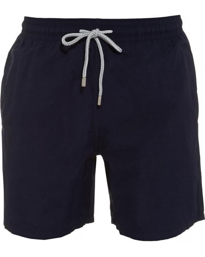 Vilebrequin Navy Blue 'Moorea' Swim Shorts