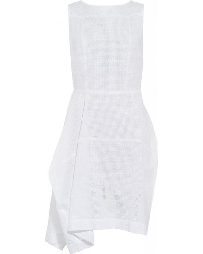 Vivienne Westwood Anglomania White 'Eve' Dress