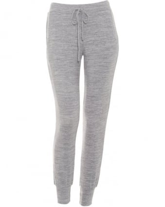 Womens Joggers Fabiola Heather Grey Trackpant