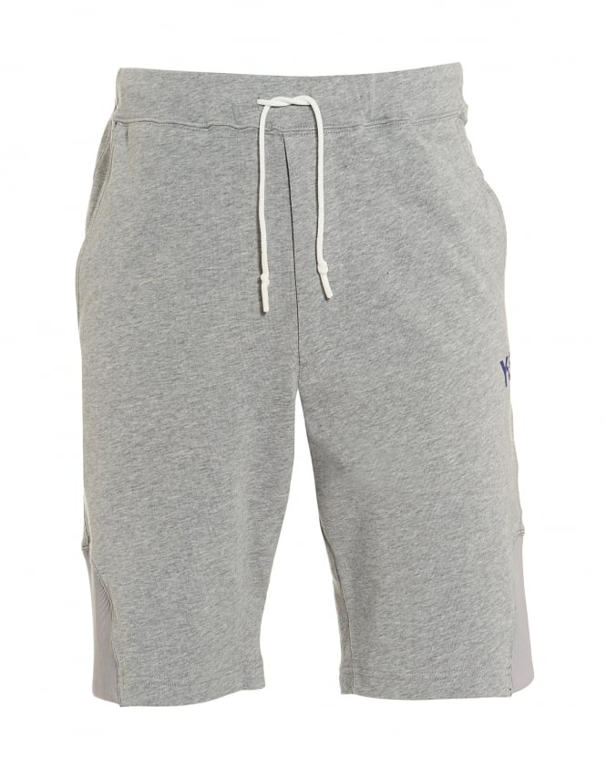 Y-3 Mens Future Craft Short, Grey Gym Sweat Shorts