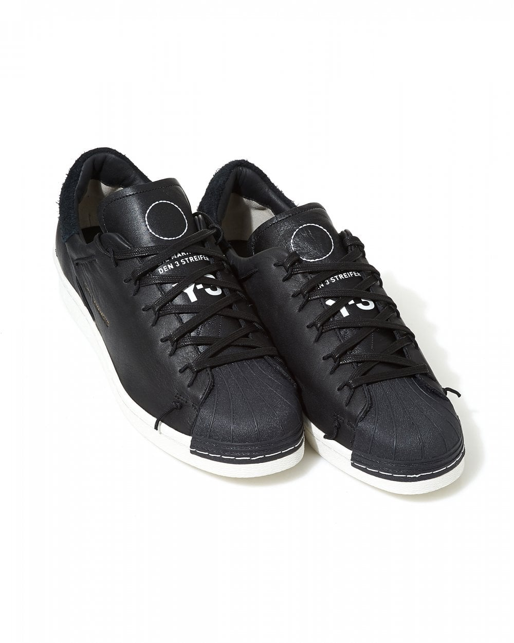 Y-3 Mens Super Knot Logo Trainers 932b9f505