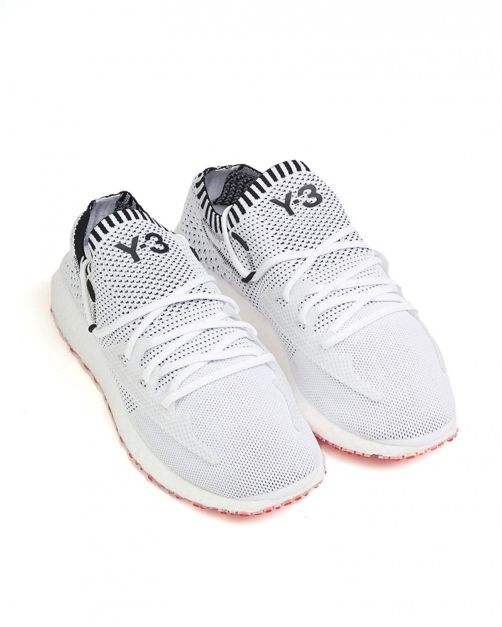 bd4659d3715d8 Y-3 Mens White Sneakers