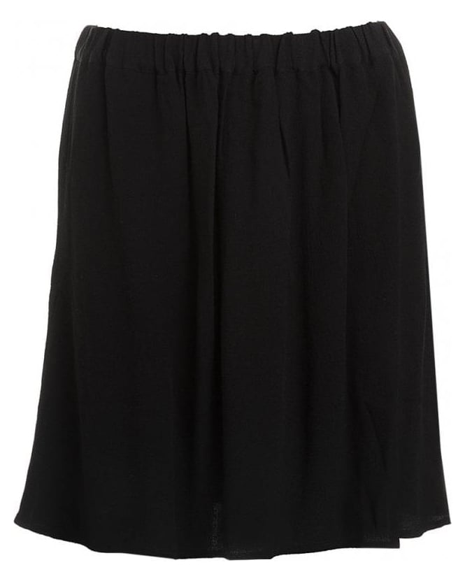 American Vintage Yosemite Skirt, Carbon Skirt With Elasticated Waist