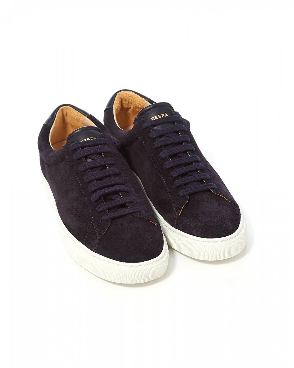 Zespa Mens High Sole Suede Trainers